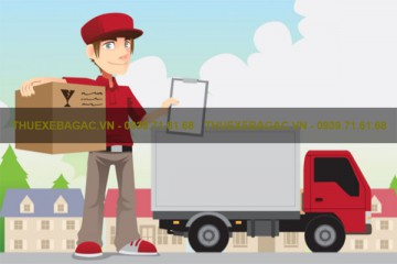 Giá vận chuyển xe ba gác