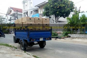 Xe ba gác chở thuê quận Bình Thạnh