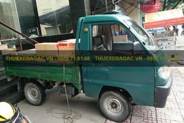 Xe ba gác chở thuê quận Tân Phú
