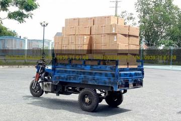 Xe ba gác quận Tân Bình