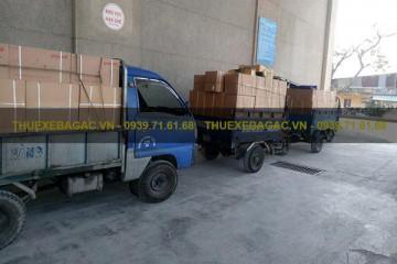 Xe ba gác quận Bình Tân